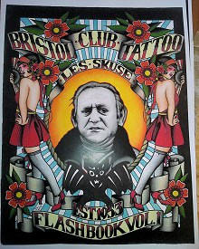 Bristol Tattoo Club Flashbook Vol 1